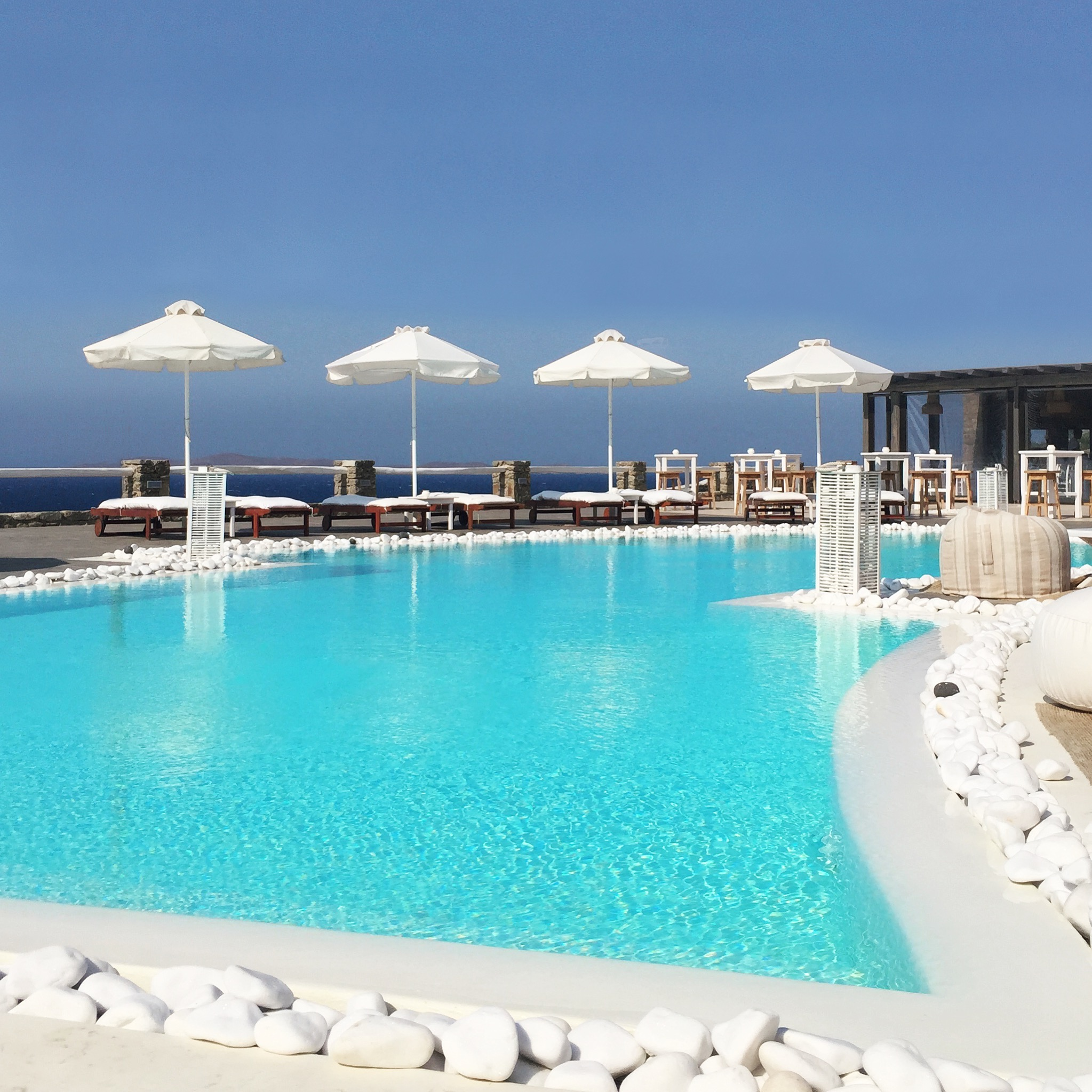 What Can One Say About Mykonos? Itu0027s Not Just An Islandu2026 Itu0027s A Lifestyle  Must! I Love It And I Loved It Even More During My Stay At Rocabella Mykonos .