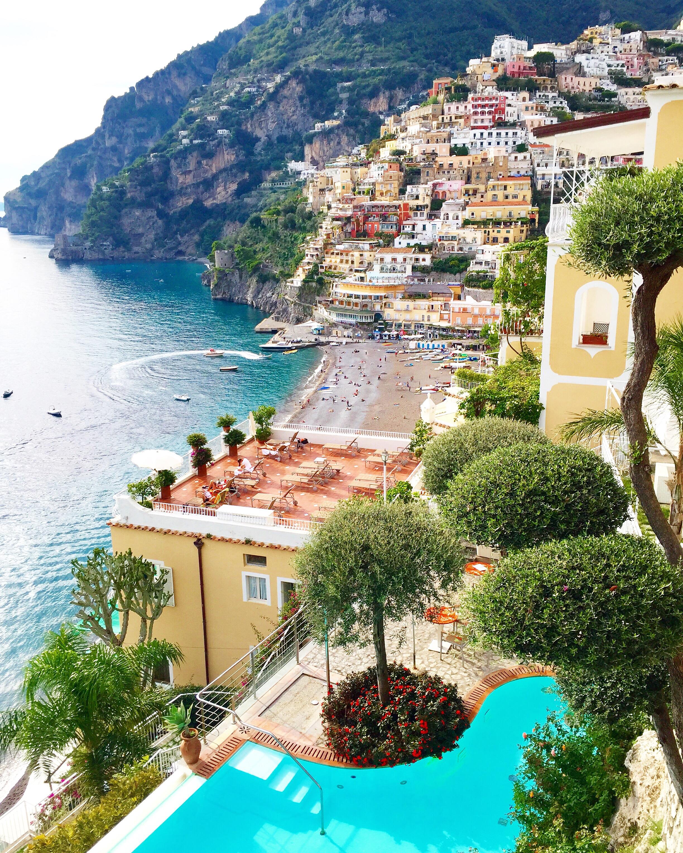 Day Spa Positano Italy